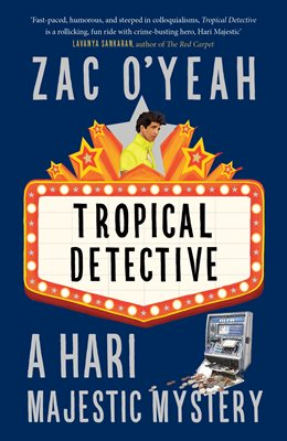 Book cover for Tropical Detective: A Hari Majestic...